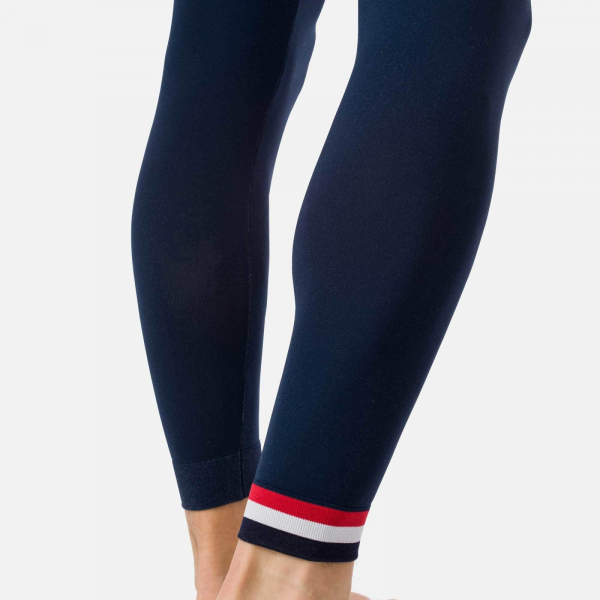 Pantaloni first layer barbati Rossignol DROITE UNDERWEAR TIGHT Dark navy 3