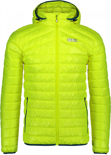 Jacheta barbati Nordblanc HEARTH ULTRA light down Safety yellow 0