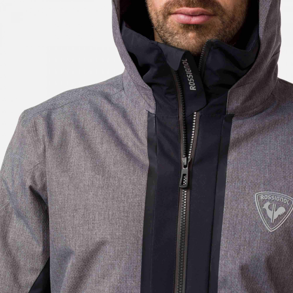 Geaca schi barbati Rossignol MASSE HEATHER GREY 3