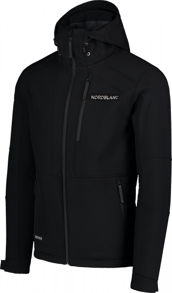 Jacheta softshell barbati Nordblanc STRUGGLE Black [1]