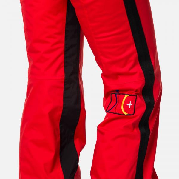 Pantaloni schi dama Rossignol JCC W JUDY Red 3