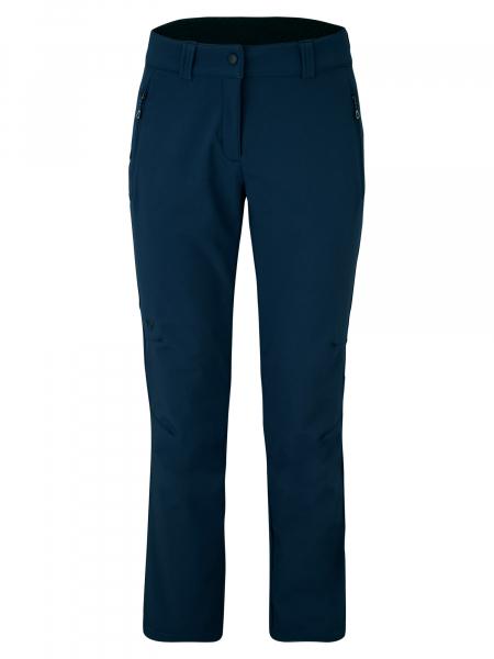 Pantaloni softshell dama Ziener TALPA Dark navy 0