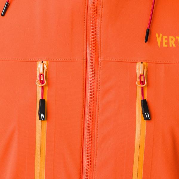 Geaca ski snowboard barbati Vertical MYTHIC MP+ Orange light 3