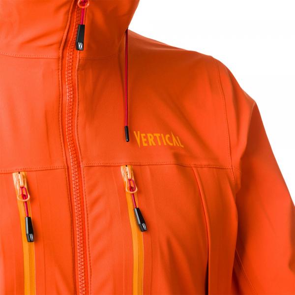 Geaca ski snowboard barbati Vertical MYTHIC MP+ Orange light 1