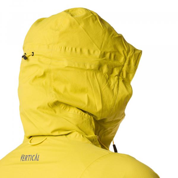 Geaca ski snowboard barbati Vertical WINDY MP+ Mustard 3