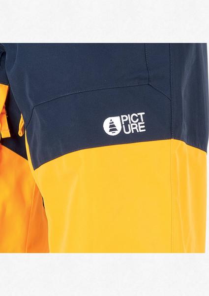 Pantaloni snowboard PICTURE ALPIN Dark blue yellow 2