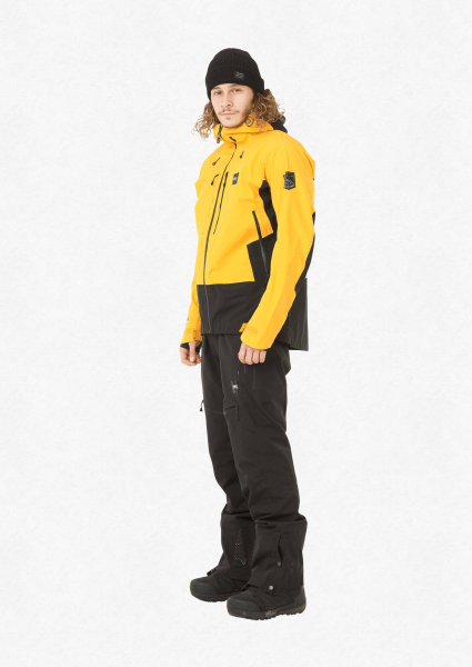 Geaca snowboard PICTURE WELCOME Yellow 3