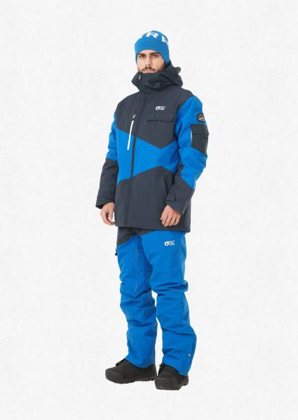Geaca snowboard PICTURE STYLER Blue [2]