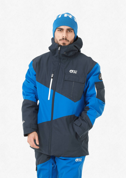 Geaca snowboard PICTURE STYLER Blue [4]
