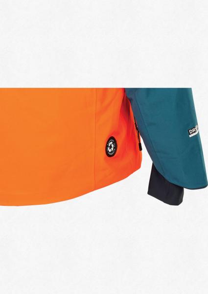 Geaca snowboard PICTURE ALPIN Orange dark blue 4