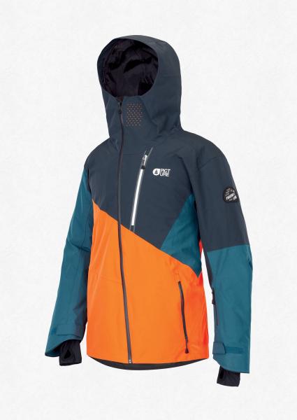 Geaca snowboard PICTURE ALPIN Orange dark blue [0]