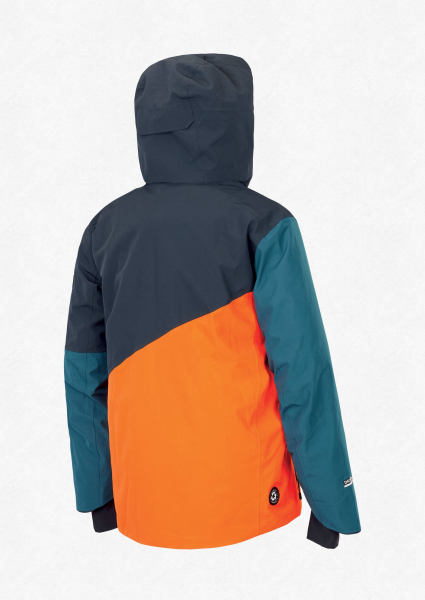 Geaca snowboard PICTURE ALPIN Orange dark blue 1