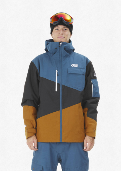 Geaca snowboard PICTURE STYLER Camel 4