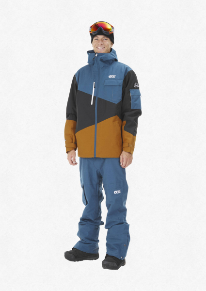 Geaca snowboard PICTURE STYLER Camel 2