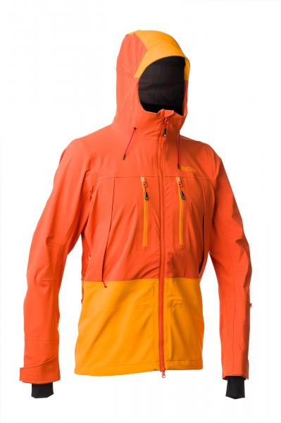Geaca ski snowboard barbati Vertical MYTHIC MP+ Orange light 0