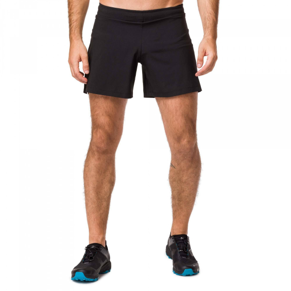 Short alergare barbati Raidlight ACTIV RUN Black 0