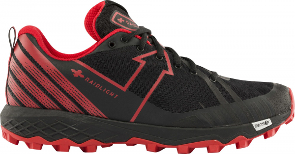 Pantofi sport Raidlight RESPONSIV DYNAMIC Red Black 1
