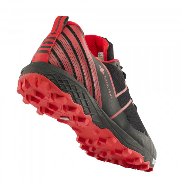 Pantofi sport Raidlight RESPONSIV DYNAMIC Red Black 2