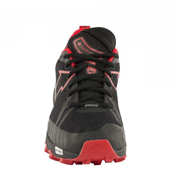 Pantofi sport Raidlight RESPONSIV DYNAMIC Red Black 5