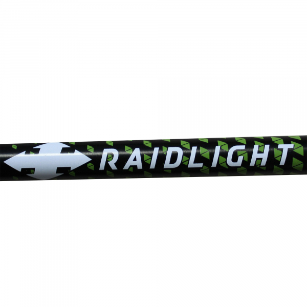 Bete telescopice Raidlight AVATARA HYBRID Black lime green 5
