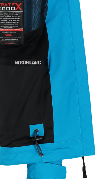 Jacheta barbati Nordblanc DRIFT PERFORMANCE 2.0 Layer Azure blue 3