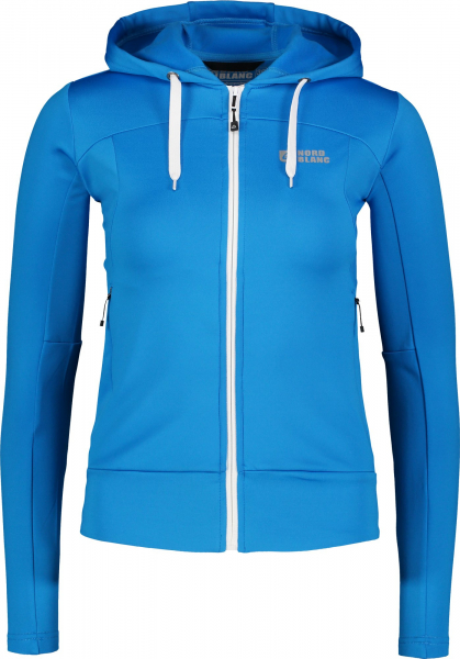 Hanorac dama Nordblanc HABIT POWERFLEECE Blue skyline 0