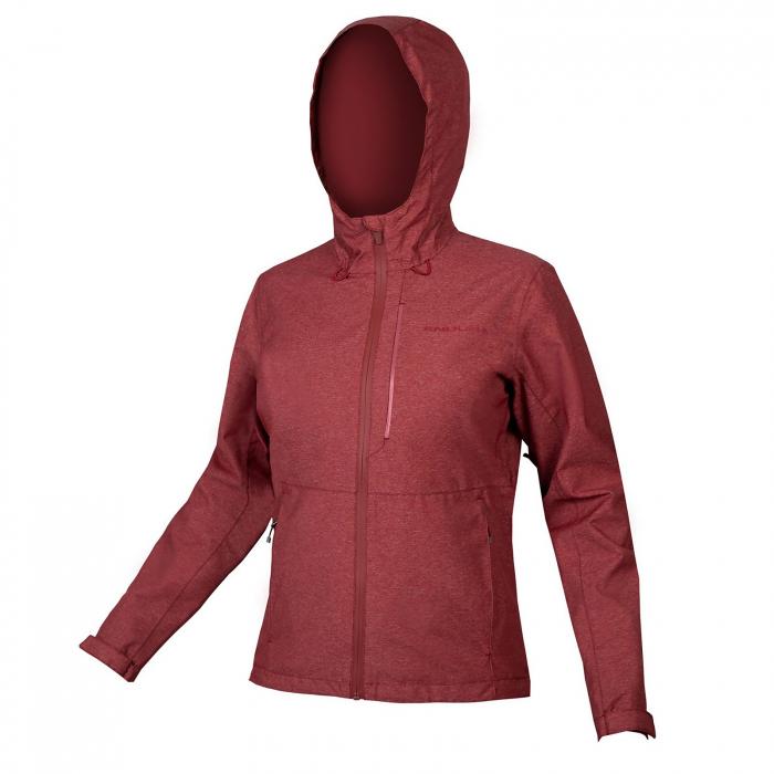 Jacheta Endura HUMMVEE Winterproof Hooded Rosu [0]