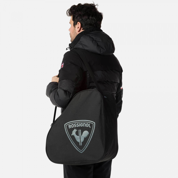 Husa clapari Rossignol BASIC BOOT BAG Black [4]