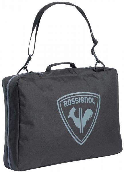 Husa clapari Rossignol DUAL BASIC BOOT BAG Black 0