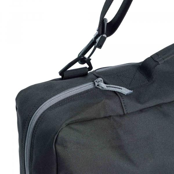 Husa clapari Rossignol DUAL BASIC BOOT BAG Black 1