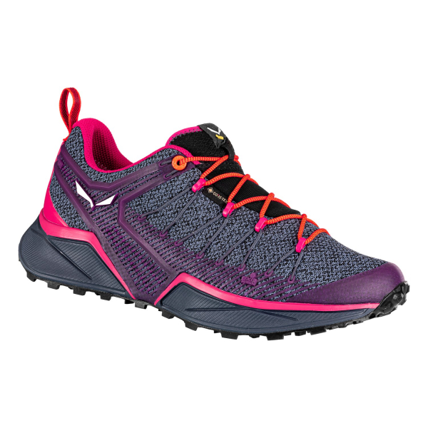 Incaltaminte dama Salewa WS DROPLINE GTX Ombre Blue/Virtual Pink 0