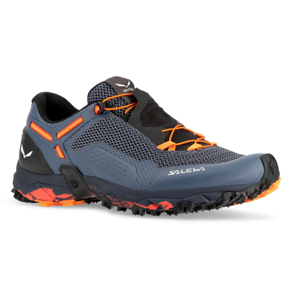 Incaltaminte barbati Salewa MS ULTRA TRAIN 2 Grisaille / dawn 0