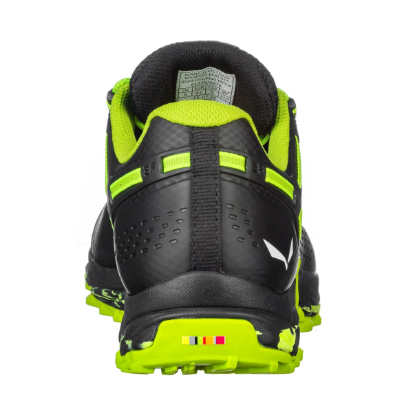 Incaltaminte barbati Salewa MS SPEED BEAT GTX Black Out / fluo yellow 6
