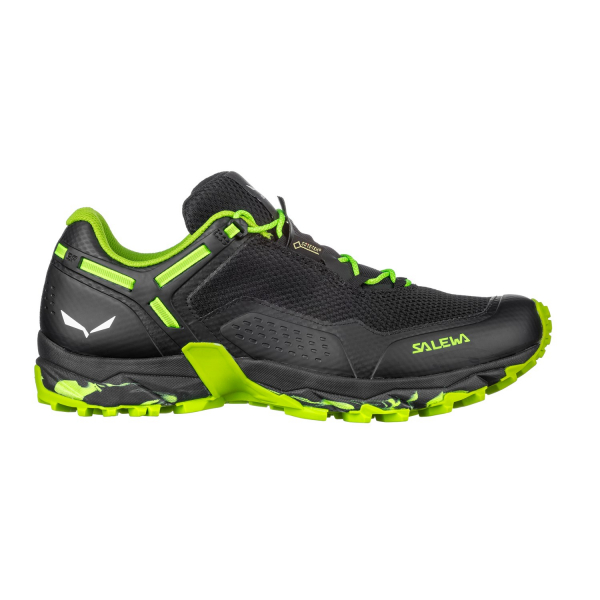 Incaltaminte barbati Salewa MS SPEED BEAT GTX Black Out / fluo yellow 1