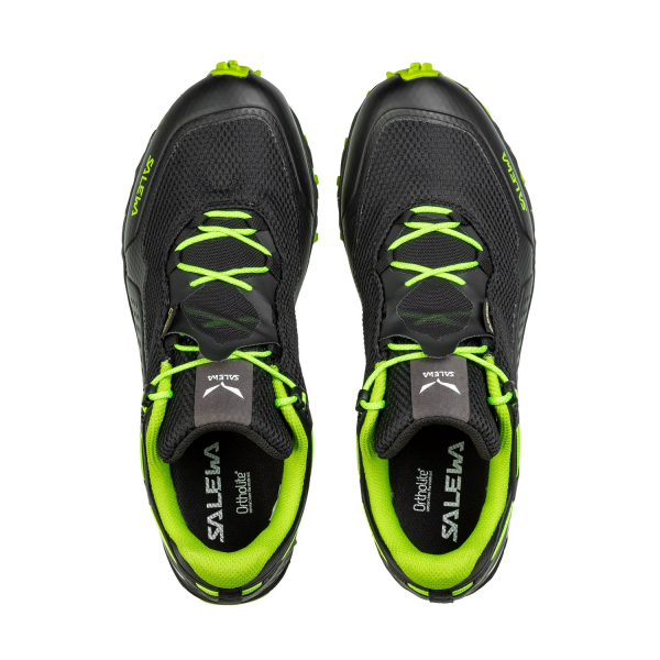 Incaltaminte barbati Salewa MS SPEED BEAT GTX Black Out / fluo yellow 5
