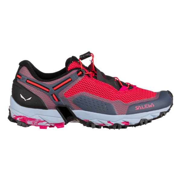 Incaltaminte dama Salewa WS ULTRA TRAIN 2 Virtual Pink/Fluo Coral 3