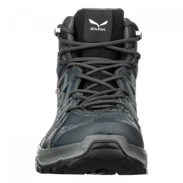 Incaltaminte barbati Salewa MS WILD HIKER MID GTX Black out / silver 3