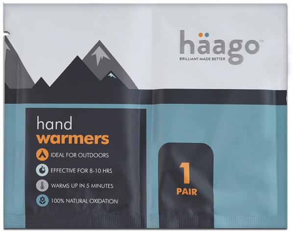 Incalzitor HAAGO Hand [0]