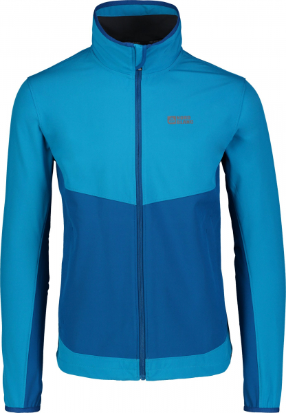 Jacheta barbati Nordblanc CALL MEMBRANE Light softshell Azure blue 0