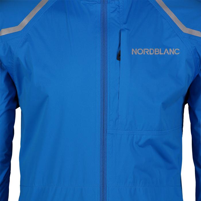 Jacheta barbati Nordblanc MECHANISM waterproof ultra light indigo blue [4]