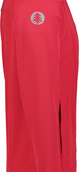 Jacheta barbati Nordblanc WISE light softshell 2in1 Popular red 2