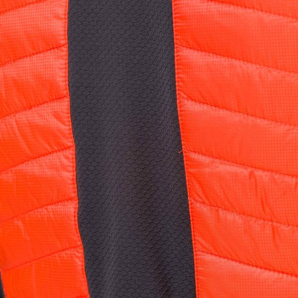 Jacheta barbati Vertical AEROQUEST HYBRID Orange black 5