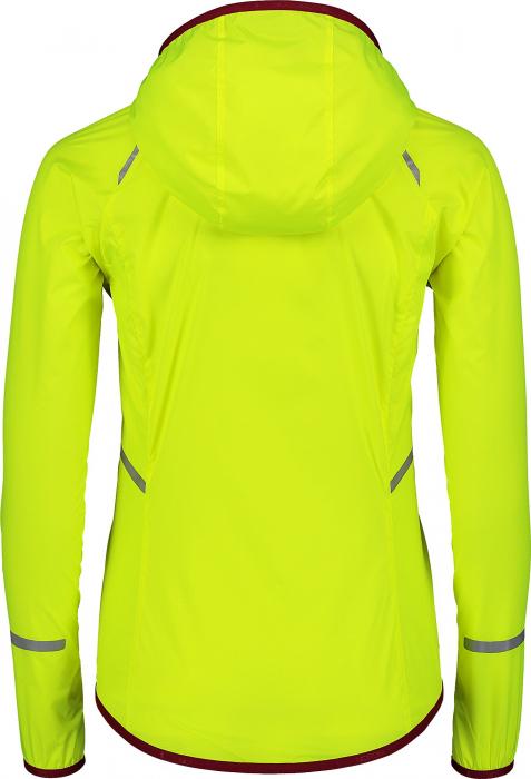 Jacheta dama Nordblanc FLEET Bike ultra light safety yellow [3]