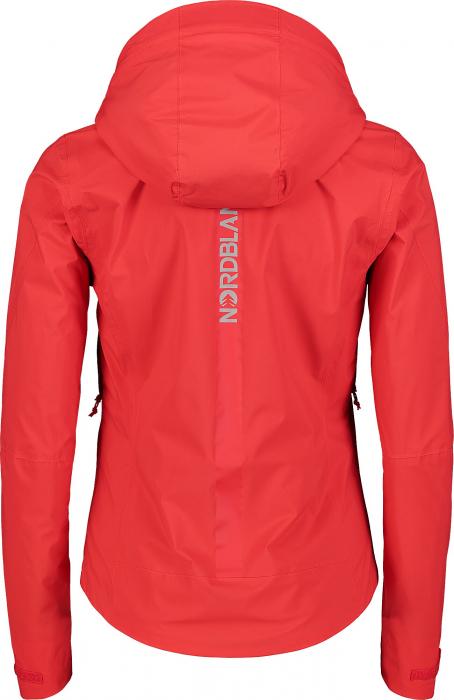 Jacheta dama Nordblanc GEOGRAPHICAL outdoor red [4]