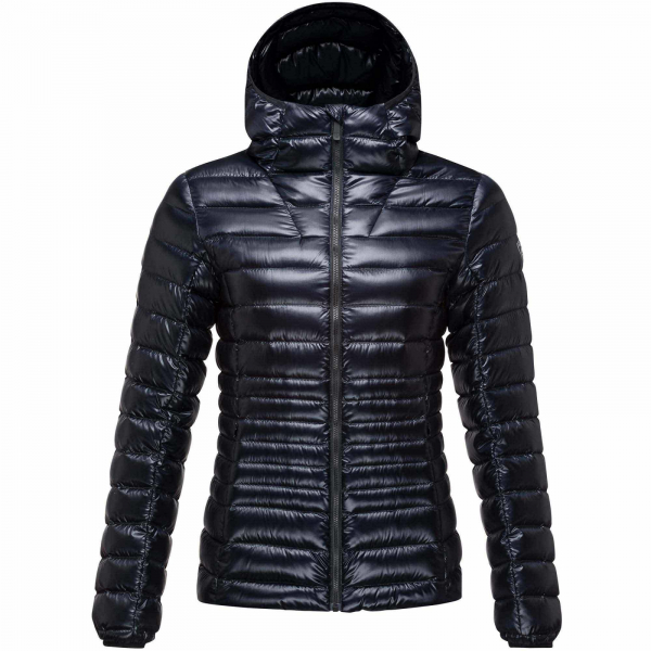 Jacheta dama Rossignol W LIGHT DOWN HOOD Black 0