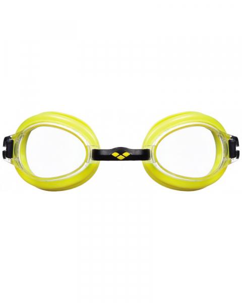 Ochelari inot copii Arena Bubble 3 JR Clear yellow black [1]