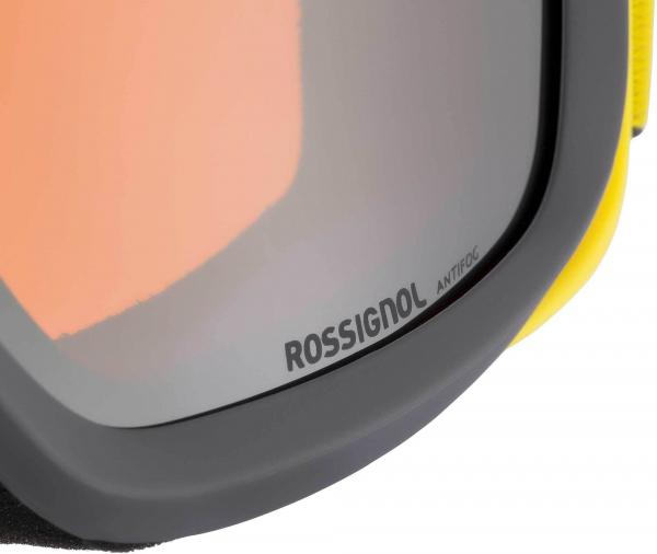 Ochelari schi Rossignol ACE HP MIRROR GREY/YELLOW-CYL 5