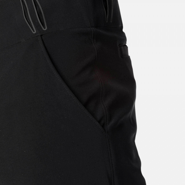 Pantaloni barbati Rossignol CHINOS TECH Black 1