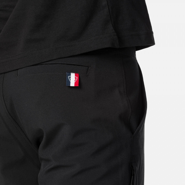 Pantaloni barbati Rossignol CHINOS TECH Black 2