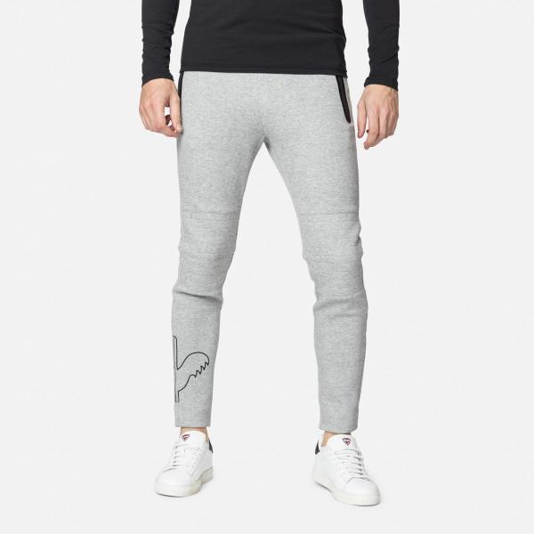 Pantaloni barbati Rossignol LIFETECH Heather grey 1
